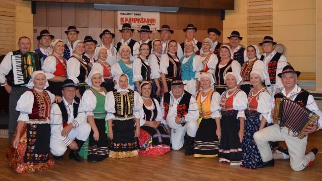 Folklórny súbor Karpaťanin-senior